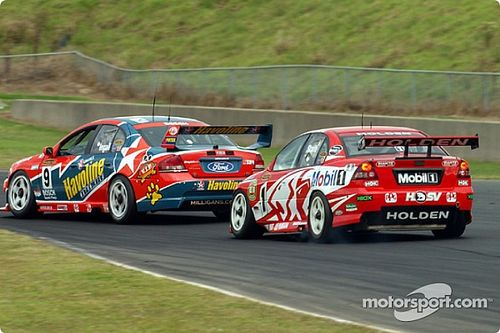 Skaife rivalry stopped Ingall pursuing HRT chance
