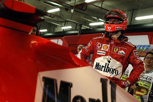 Így nézhetne ki Schumacher 2006-os Ferrarija egy 2021-es kasztnin – nem semmi! (képek)