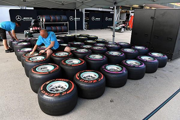 Формула 1 Новость Pirelli объявила составы шин для Гран При Австрии