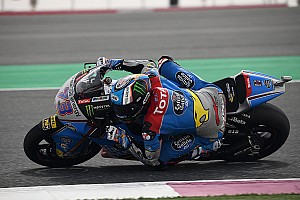 Moto2 Trainingsbericht