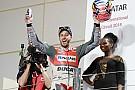 MotoGP Dovizioso geeft toe:
