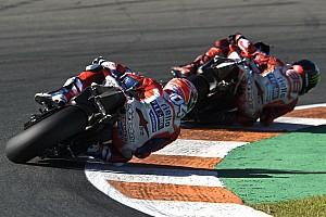 MotoGP Ultime notizie Ducati: la GP18 arriverà a Sepang perché ci sono ancora dubbi da fugare