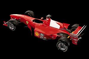 Fórmula 1 Artículo especial Los Ferrari F1 de leyenda: el del comienzo del reinado de Schumacher