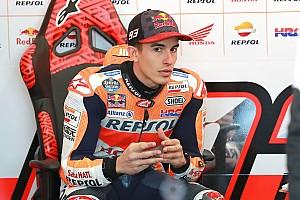 MotoGP Réactions Márquez, pilote le plus rapide de la saison et des premiers essais