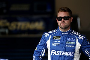 NASCAR Cup Practice report Stenhouse tops first Atlanta Cup practice over Larson and Wallace
