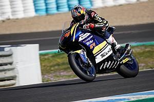Moto2 Nieuws Bendsneyder vindt vertrouwen tijdens Moto2-test Jerez
