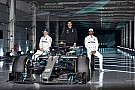 F1 メルセデス、5年連続Wタイトル防衛に挑む。2018年新型W09を発表