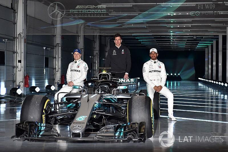 Mercedes: kemény harcot akarunk, nem unalomba dönteni az F1-et