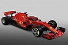 Галерея: усі фото з презентації машини Ф1 Ferrari