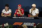 Räikkönen, Leclerc, Hamilton: Vettel sur son possible équipier 2019