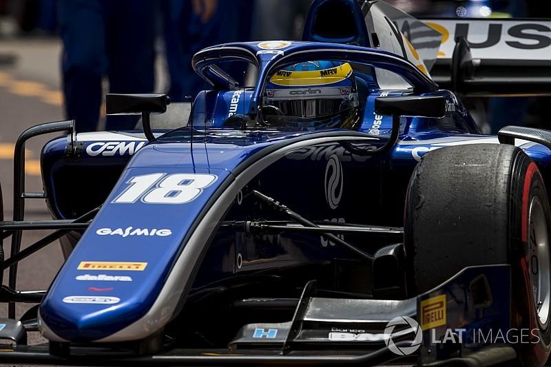 Mano infortunata per Sette Camara: non correrà la Feature Race di Monaco