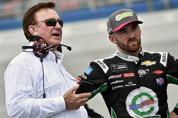 NASCAR Cup Breaking news Richard Childress reflects on home invasion, Danica Patrick