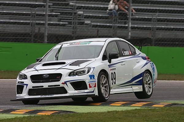 TCR Italia Ultime notizie Omologata la Subaru TCR della Top Run, si valutano TCR Italy e Europe