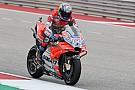 """MotoGP Dovizioso geïrriteerd na P5: """"Geen goed resultaat"""""""