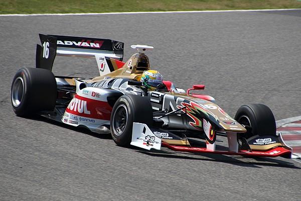 Super Formula Qualifying report Super Formula Suzuka: Yamamoto gagalkan debut pole Fukuzumi