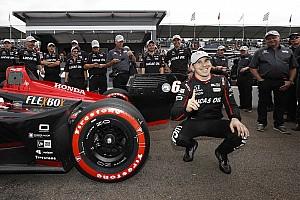 IndyCar Jelentés az időmérőről Három újonc az első négy rajtkockában az IndyCar szezonnyitóján!