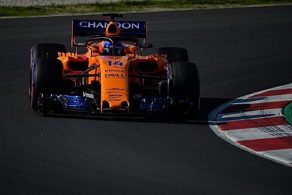 Formula 1 Breaking news Alonso sudah berubah untuk 2018 - McLaren