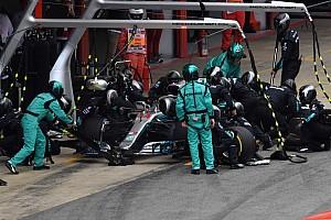 Forma-1 Motorsport.com hírek A Pirelli nem a Mercedest segítette, hanem a lottót akarta elkerülni