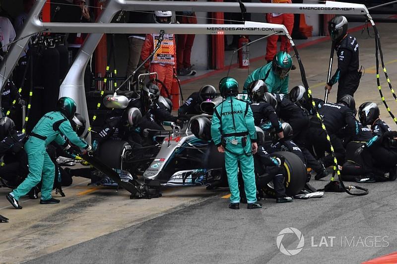 Pirelli justifica los cambios: