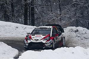 WRC Важливі новини Тянак подякував «розвідці» за результат у Монте-Карло