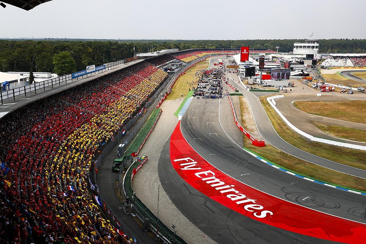 Vers un Grand Prix d'Allemagne 2019 à Hockenheim ?