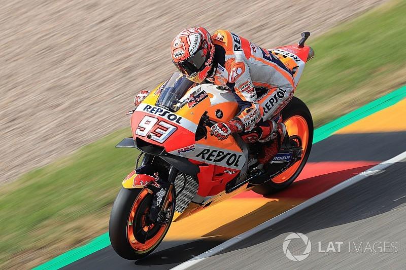 Marquez: Points more important than Sachsenring streak