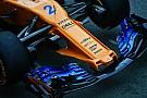 У McLaren новый носовой обтекатель – он очень необычный