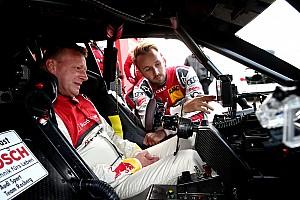 DTM Special feature Motorsport.com voelt DTM-bolide van kampioen Rast aan de tand