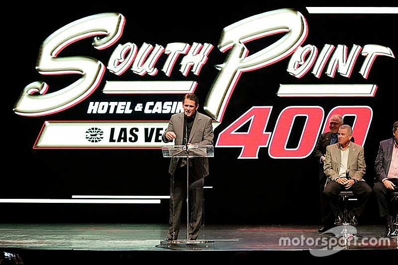 Las Vegas picks up familiar title sponsor for NASCAR playoff race