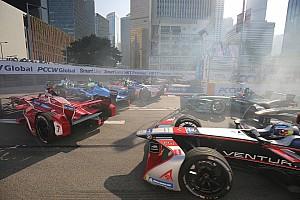 Formula E Motorsport.com hírek A Formula-E többéves főszponzori megállapodást kötött