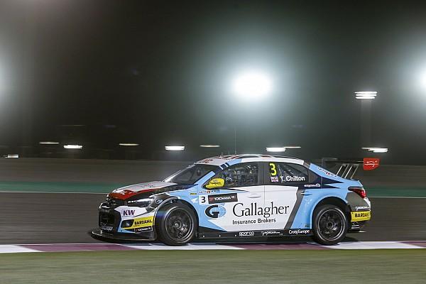 WTCC Crónica de Carrera Chilton gana en Qatar y Bjork amplía su liderato en el WTCC