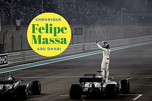 Formule 1 Chronique Chronique Massa - Un adieu à la F1 mais pas une fin de carrière