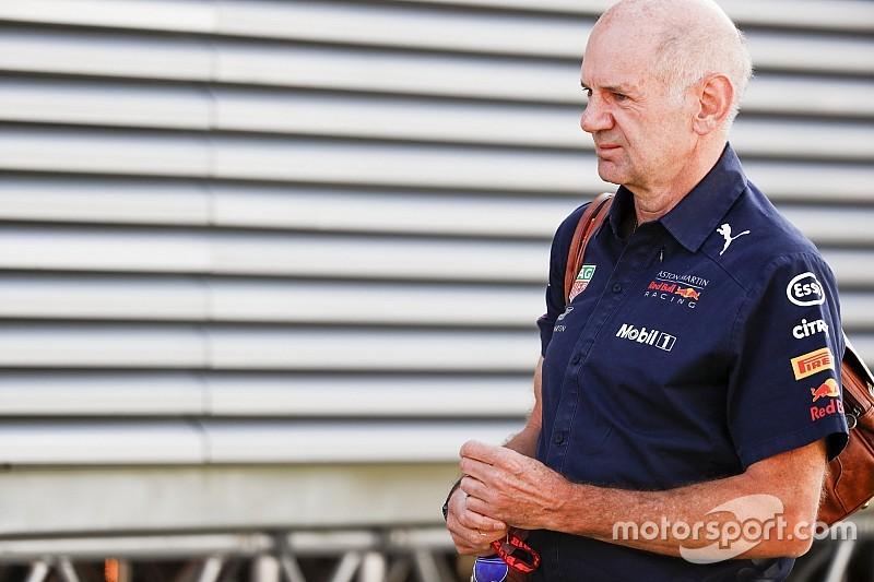 Red Bull avisa: Newey vuelve a estar