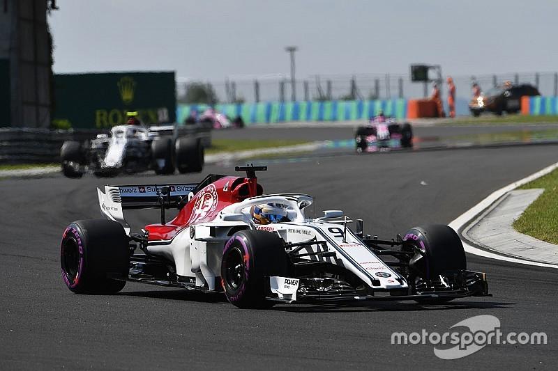 Ericsson ironiza Kimi:
