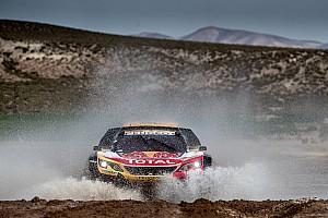 Dakar Nieuws Peterhansel legt zich neer bij Dakar-winst Sainz