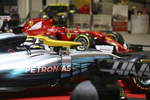La F1 à la veille d'une semaine de présentations