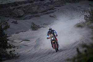 Dakar Actualités Premiers kilomètres du jour annulés pour les motos et les quads
