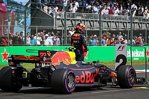 Formel 1 Reaktion Max Verstappen entgeht Formel-1-Strafe in Mexiko
