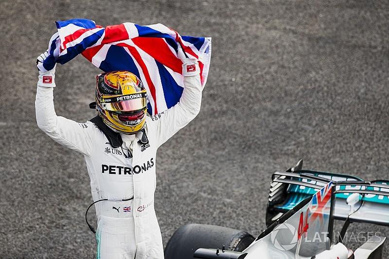 """Lowe : Hamilton est """"l'un des plus grands sportifs de l'Histoire"""""""