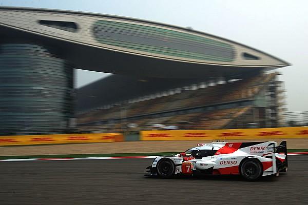 WEC Kobayashi da a Toyota la pole de las 6 Horas de Shanghai
