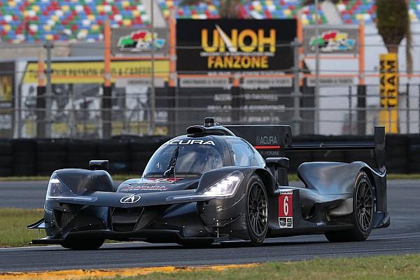 IMSA News Acura-Testfahrten in Daytona: Montoya und Castroneves als Schüler