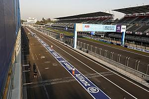 Horarios para el México ePrix