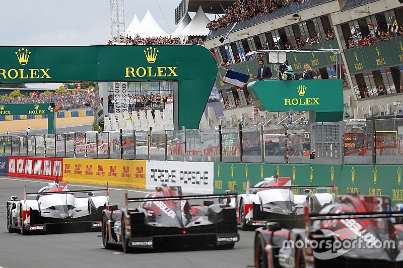 Le Mans divulgará participantes de prova de 2019 em duas etapas
