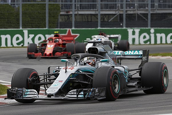 Formula 1 Mercedes: We ran old engines as hard as possible in Montreal