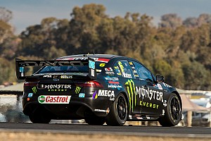 Supercars Breaking news Waters bemused by 'embarrassing' double failure