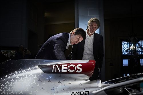 ¿Quién es Jim Ratcliffe y por qué se le vincula con Mercedes F1?
