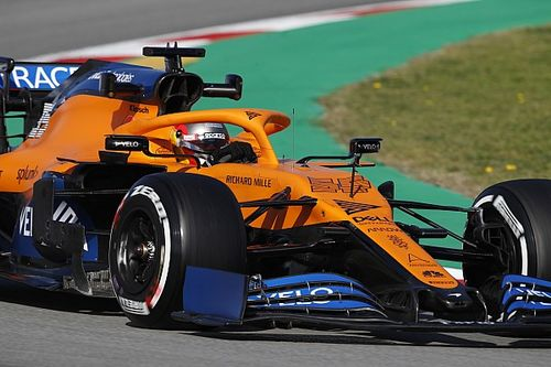 McLaren: Token burn won't stop us making performance step