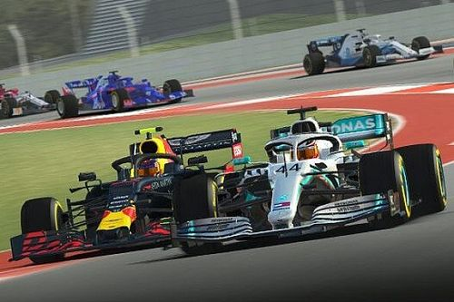 F1将启动官方线上赛事,有现役车手确定加入