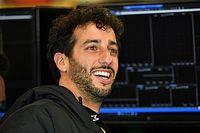 Ricciardo quería evitar caer en el 'agujero' del simracing