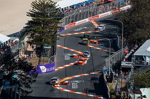 Supercars wants Gold Coast finale in 2021